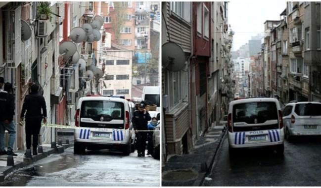 Şişli'de silah sesleri... Polis olay yerinde!