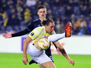 UEFA Avrupa Ligi: Fenerbahçe: 0 - Dinamo Zagreb: 0 (Maç sonucu)