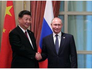 Putin ve Xi Jinping arasındaki görüşmenin detayları açıklandı