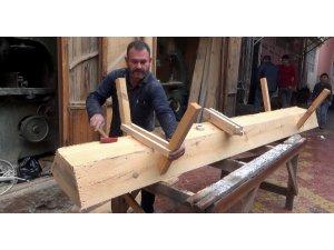 Siirt'te marangozlarda hayvan yemliği yoğunluğu