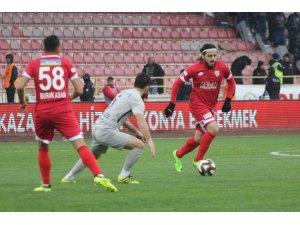 Spor Toto 1. Lig: Boluspor: 2 - Adana Demirspor: 3