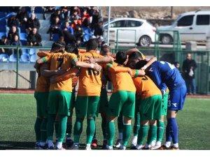 M.Yeşilyurt Belediyespor Kilis Belediye maçı hazırlıklarını sürdürüyor