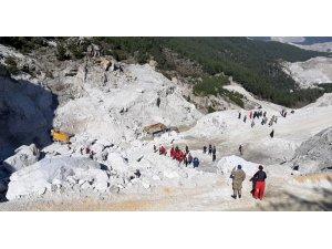 Üç kişinin öldüğü maden ocağındaki iş kazasına üç tutuklama