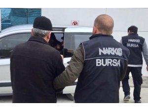 Narkotik polisi iş başında