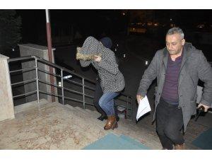 Cezaevi firarisi kadın Seydişehir'de yakalandı