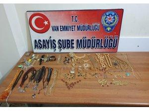 Van'da 1 milyon TL'lik kasa hırsızlığı