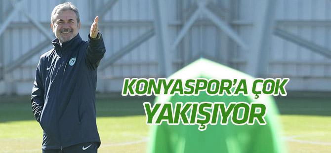 Konyaspor ve Aykut Kocaman birbirlerine çok yakışıyor