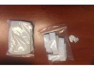 Gaziantep'te uyuşturucu operasyonu : 2 tutuklama