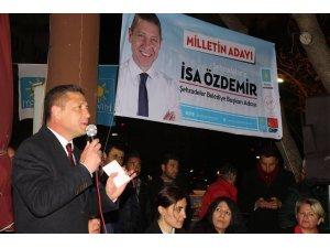 Özdemir Şehzadeler Belediyesinin borcunu açıkladı