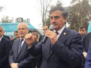 """Milletvekili Güneş: """"Safranbolu'da Muhalefet Dar Görüşlü"""""""