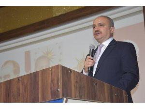 AK Parti'li Mersinli'den Sarıgöl'e doğalgaz müjdesi