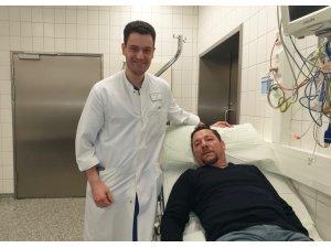 Almanya'da Türk doktor, Bayer Leverkusen'in Türk antrenörünü ölümden kurtardı