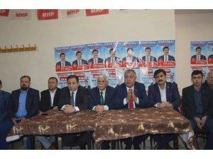 MHP Belediye Başkan Adayı, AK Parti lehine  çekildi