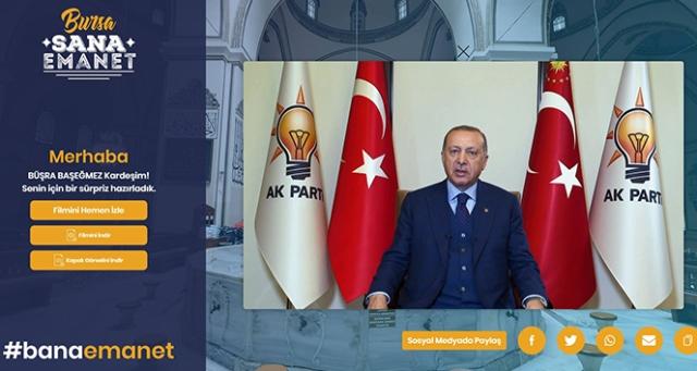 İlk kez oy kullanacak seçmenlere 'Erdoğan' sürprizi