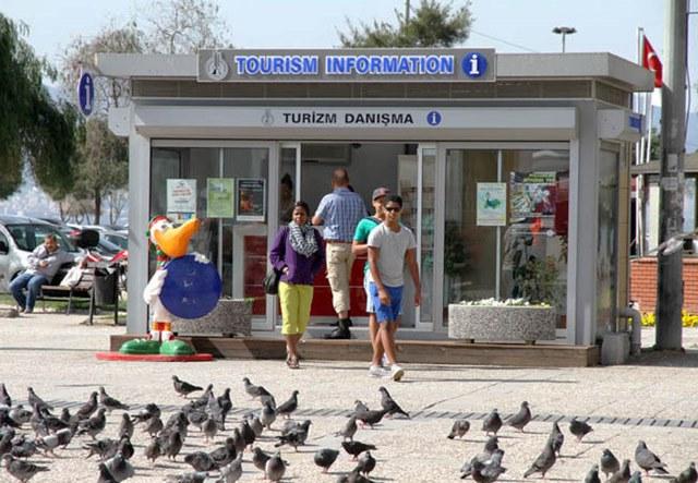 Turizm danışma büroları hizmet verecek