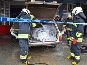 Konya'da LPG tankındaki gaz kaçağı patlamaya sebep oldu: 3 yaralı