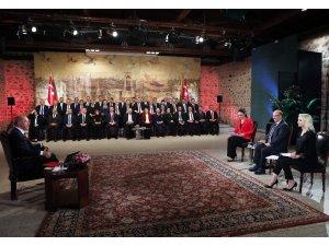 """Cumhurbaşkanı Erdoğan: """"Bu seçimlerde anket firmalarının hepsi iflas edecek"""""""