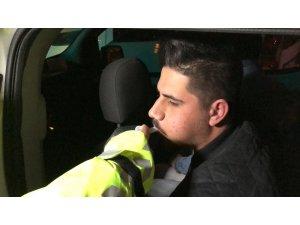 Polisten kaçan sürücü, kaçtığı otomobil fiyatı kadar ceza yedi
