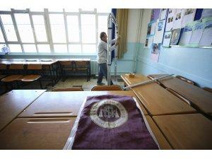 Okullarda seçim hazırlığı