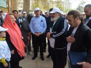 Hz. Mevlana için Karaman'dan Konya'ya yürüyecekler