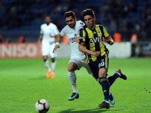 Spor Toto Süper Lig: Kasımpaşa: 1 - Fenerbahçe: 3 (Maç sonucu)