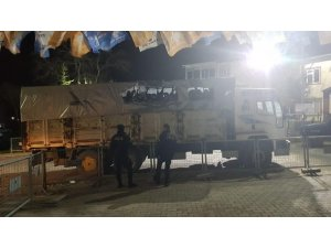 Van'da 133 kaçak göçmen yakalandı