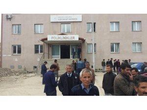 Furkan'ın cesedi ilçe devlet hastanesi morguna kaldırıldı