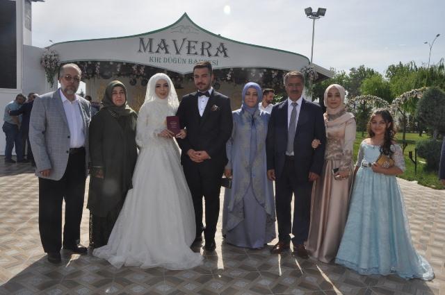 Fatmanur ile Kemal Fatih evlendiler