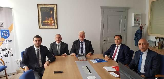 """Mehmet Tuza Pakpen Lisesi  """"Yüksek maaşlı teknikerler""""i yetiştirecek"""