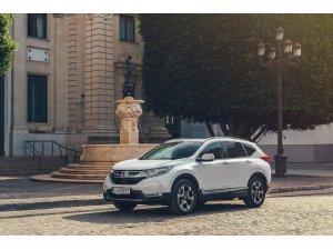 Honda yeni hibrit aracını Türkiye'de satışa sunuyor