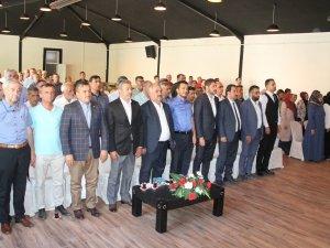 Etyemez, AK Parti İlçe Danışma Toplantılarına katıldı