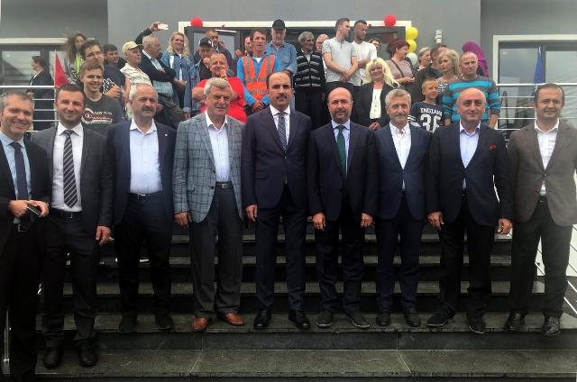 Selçuklu Belediyesi Kardeş Şehir Stari Grad'a çocuk oyun parkı kazandıracak