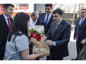 Ankara Valisi Şahin'den Kahramankazan'a ziyaret