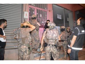 İstanbul Gaziosmanpaşa'da dev narkotik operasyonu