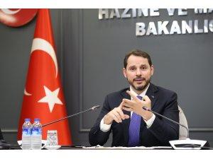 Hazine ve Maliye Bakanı Berat Albayrak: (3)