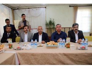 AK Parti Sivas Milletvekilleri Şarkışla'da