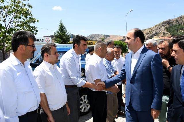 Başkan Altay: Gençlerimiz Daha Güçlü Bir Türkiye İnşa Edecektir