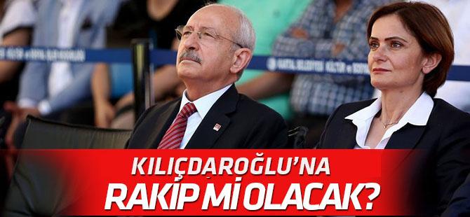 Canan Kaftancıoğlu, Kılıçdaroğlu'nun karşısına mı çıkacak?