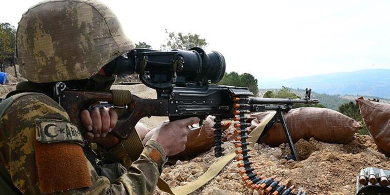 9 terörist öldürüldü... PKK'ya çok ağır darbe!