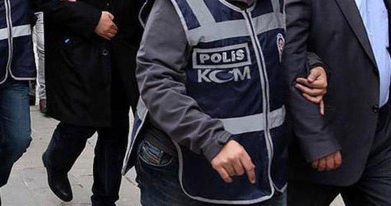 İzmir'de FETÖ'nün emniyet yapılanmasına operasyon!