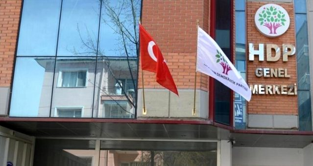 Başkanlar tutuklanmıştı... HDP'li başkanların yerine kaymakamlar atandı!