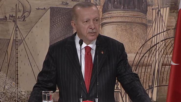 'Elbette unutmadık' Erdoğan'dan skandal mektup hakkında ilk yorum