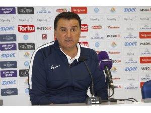 """Mustafa Kaplan: """"Net skor aldık"""""""