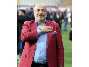 Adana Demirspor Kulübü Başkanı Murat Sancak görevi bırakıyor
