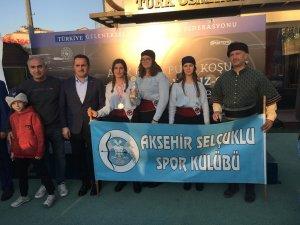 Okçulukta Akşehir Selçukluspor Şampiyon Oldu