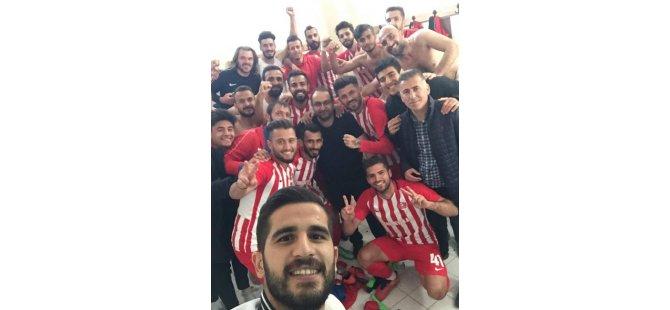 Konya derbisi Akşehirspor'un