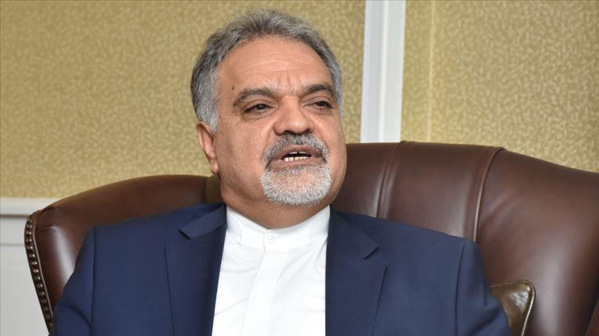 """İran Büyükelçisi Farazmand: """"Hazreti Mevlana, İran ile Türkiye'nin ortak sembolüdür"""""""