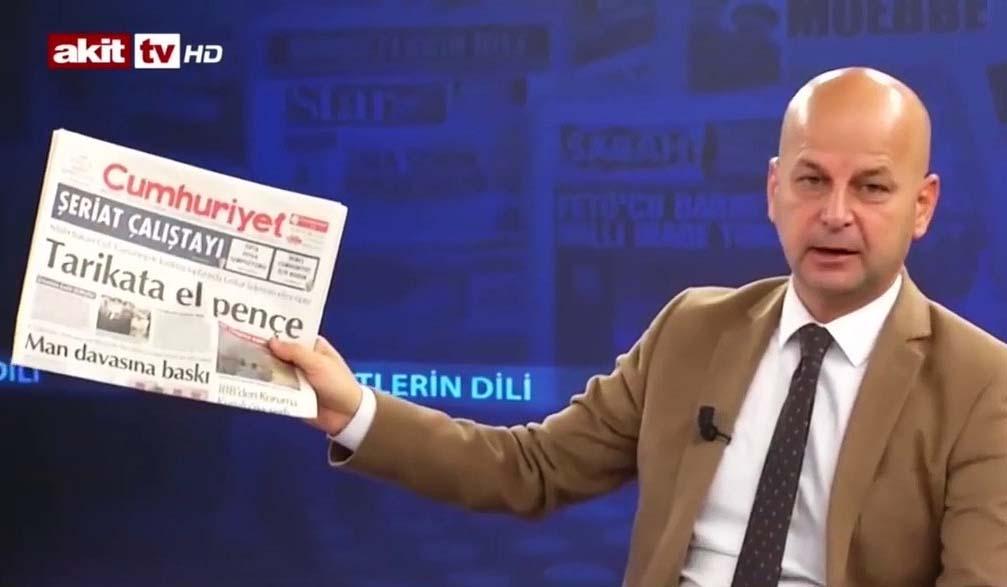 Akit TV'ye yetkisizlik kararı
