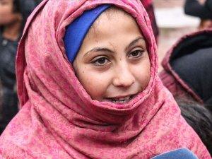 İdlibli küçük Erva: Burada yaşam Esed'in bombardımanından daha zor