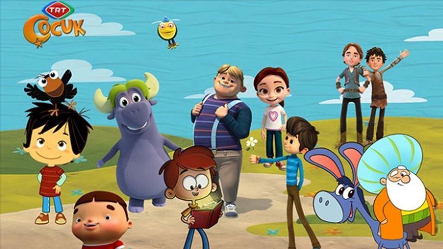 TRT Çocuk, izleyicilerini yarıyıl tatilinde sevindirecek